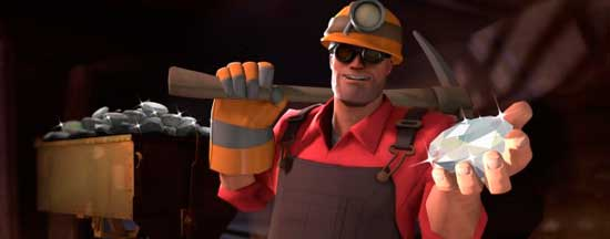 Team Fortress 2 Diamantes
