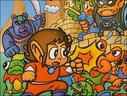 Alex Kidd, Golden Axe y Streets of Rage a XBLA