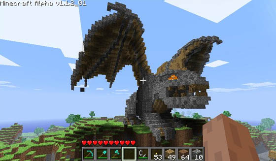minecraft_dragon