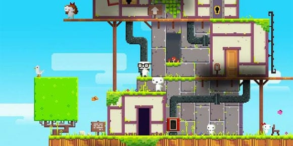 Fez game play