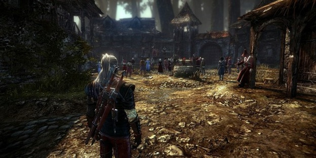 The Witcher 2 Enhanced Edition disponible para XBOX360