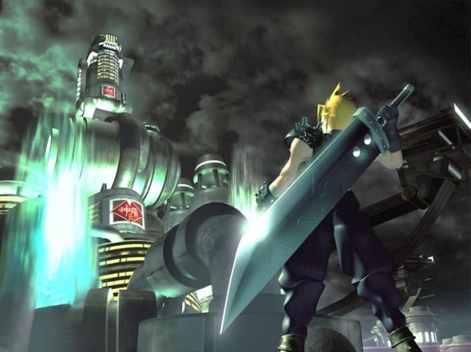 Final Fantasy VII Interior