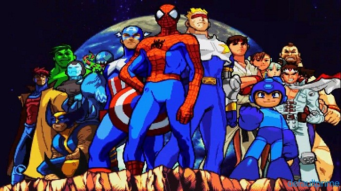 Marvel-Vs.-Capcom-Origins-Cast