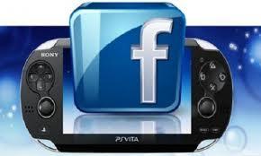 PS Vita pone guapa su aplicación de facebook