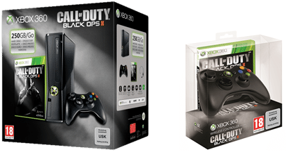 Black Ops II tendrá dos packs exclusivos para Xbox 360