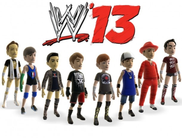 WWE-13-avatars