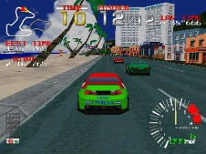Ridge Racer PlayStation