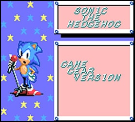 Sonic The Hedgehog retro review Master System Game Gear