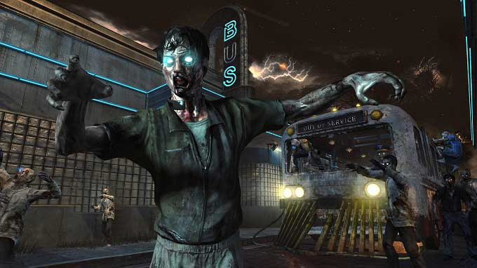 Call of Duty: Black Ops 2 ofrece el doble de experiencia en Halloween