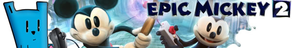 guia compras epic mickey 2 wii
