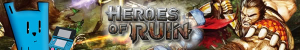 guia compras heroes of ruin 3ds