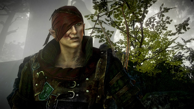 the witcher 2 gameplay 2