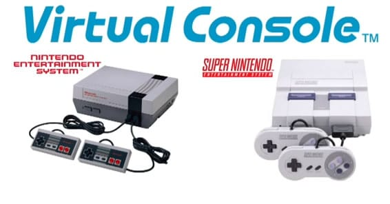 Nintendo Direct consola virtual