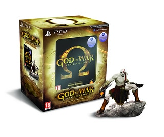 God of War limitada