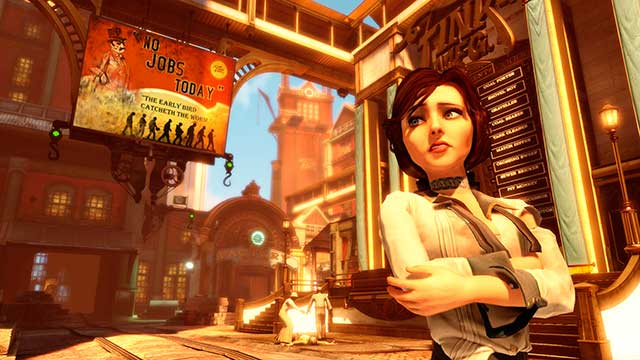 despidos personal irrational games bioshock infinite