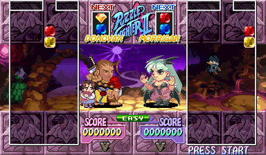 Super Puzzle Fighter II Turbo