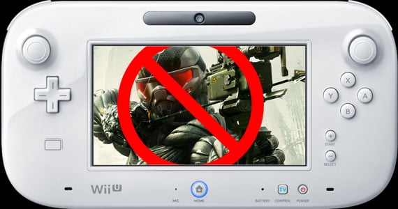 No-Crysis-3-on-Wii-U