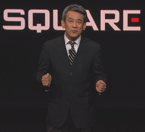 Square Enix Playstation Meeting