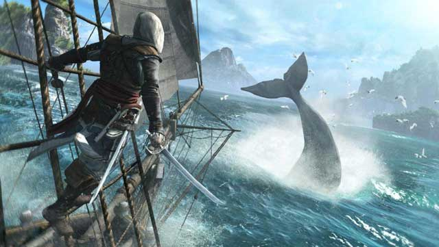Assassin' s Creed 4: Black Flag será una historia de absolución y libertinaje