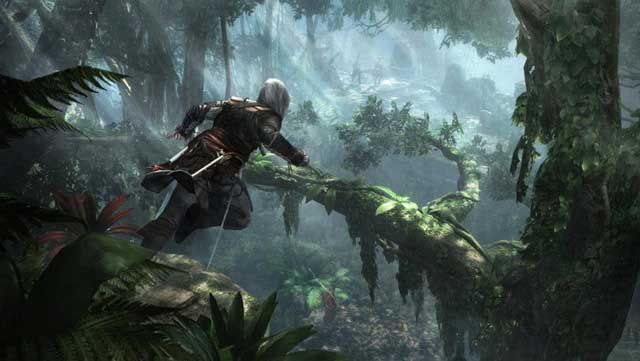 Assassin's Creed IV: Black Flag presenta su aplicación The Watch