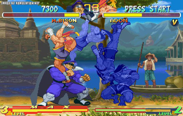 Street Fighter Alpha Warriors' Dream
