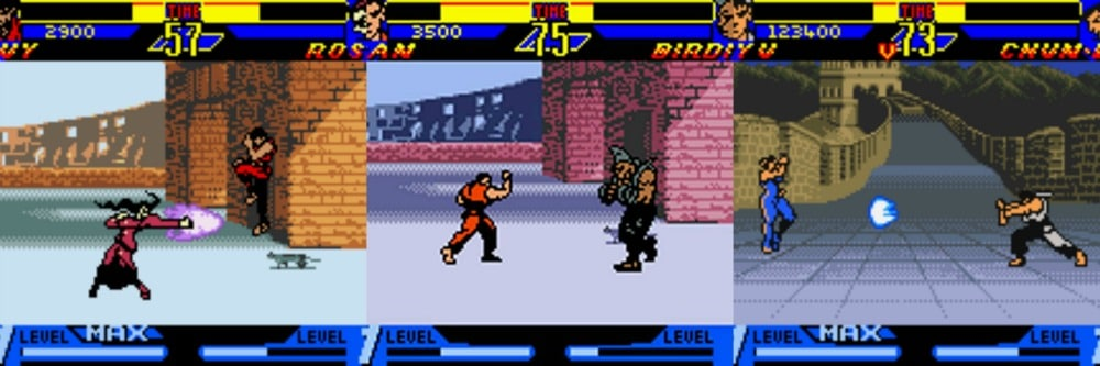 Street Fighter Alpha Warriors' Dream [Game Boy Color]
