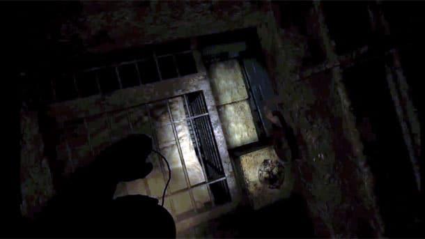 Amnesia gameplay