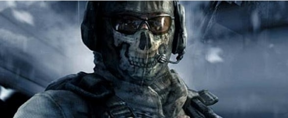 Call of Duty Ghosts arte