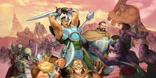 Tráiler de lanzamiento de Dungeons & Dragons: Chronicles of Mystara