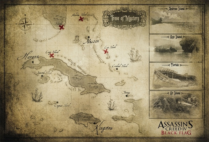 assassin's iv mapa