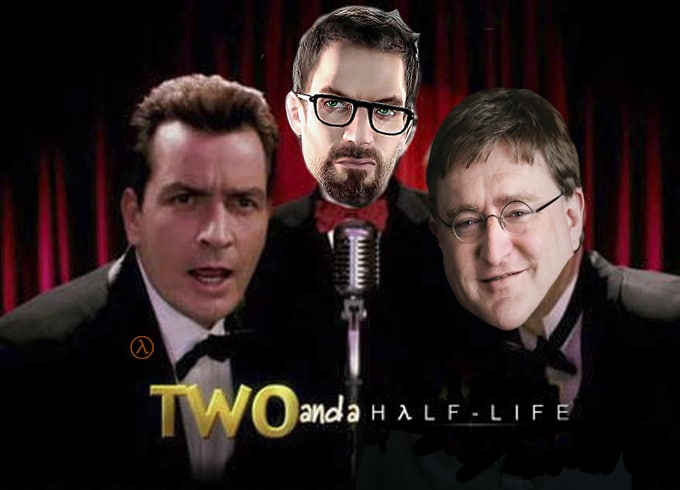 two and a half-life