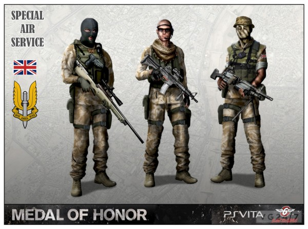 [Rumor] Medal of Honor podría llegar a PS Vita