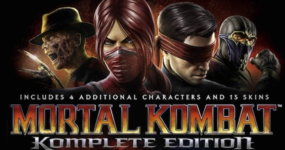Confirmado Mortal Kombat Komplete Edition para PC