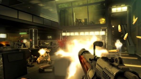 Deus Ex gameplay