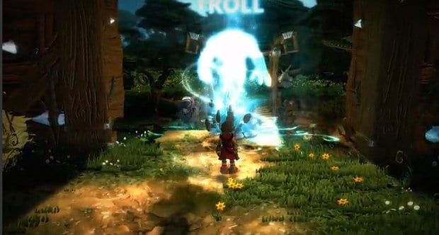 Project Spark gameplay