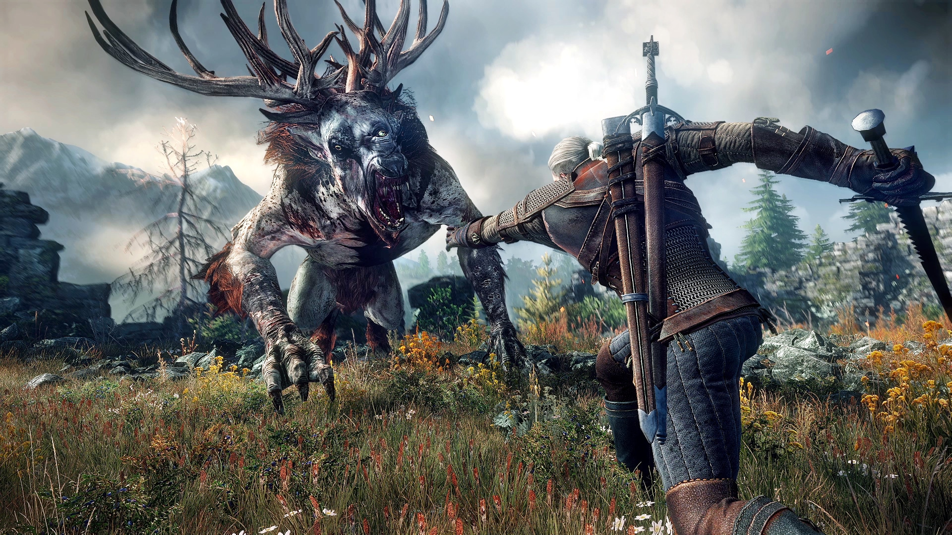 The Witcher 3 no llegará hasta febrero de 2015