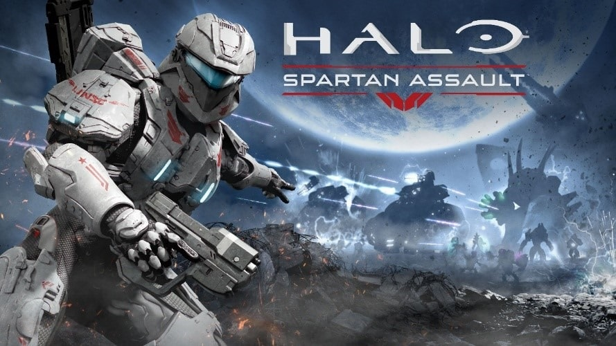 halo spartan assault caratula