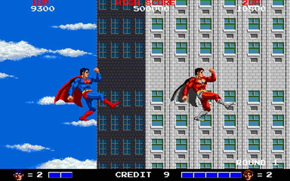 Superman The Videogame