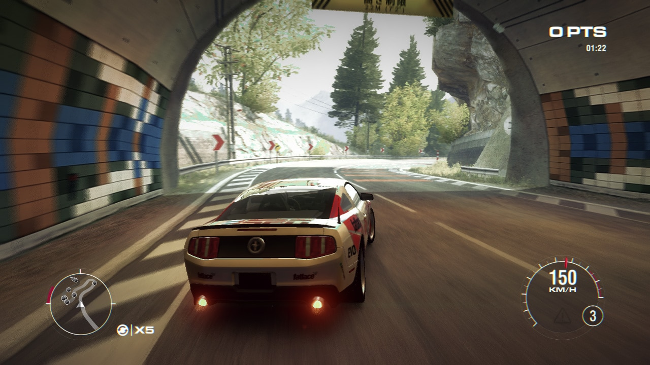 Grid 2 gameplay 2
