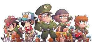 Mercenary Kings destacada