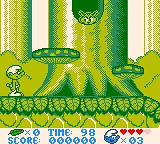 Los Pitufos (Game Boy)
