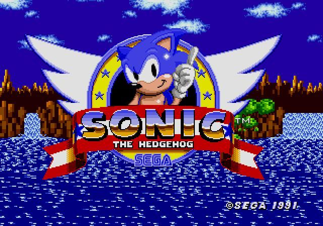 Así se ve la primera persona en Sonic The Hedgehog
