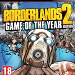 Borderlands 2 GOTY Portada PlayStation 3