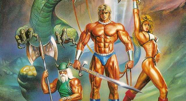 Golden Axe destacada