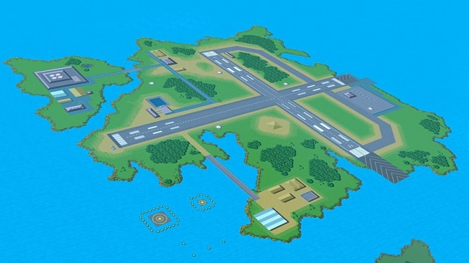Super Smash Bros Pilotwings