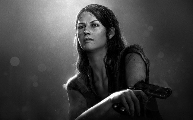The last of us Tess