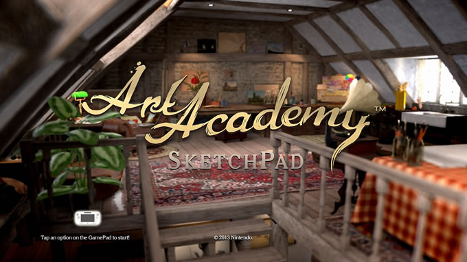 art academy sketchpad