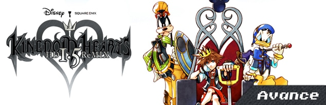 carrusel kingdom hearts SIN BANNER