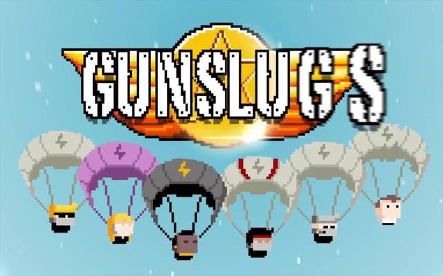 Gunslugs llegará pronto a PS Vita