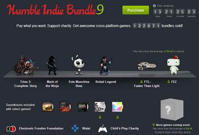 Humble Indie Bundle 9
